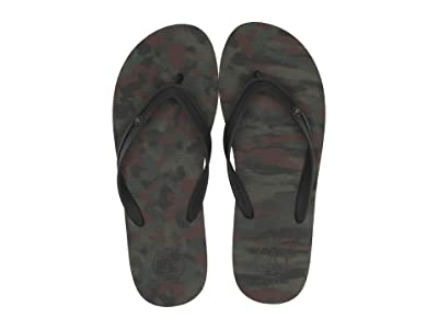 Volcom Rocker 2 Sandal (Dark Camo) Men