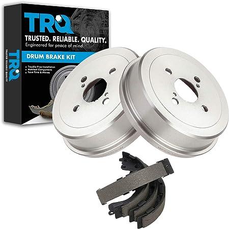 Rear Brake Drum Shoe Spring /& Wheel Cylinder Kit for Toyota Corolla Chevy Prizm