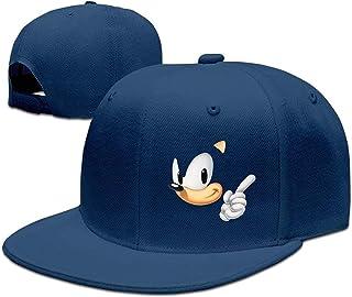 91c019aed06fd Unisex Sonic The Hedgehog Game Adjustable Snapback Hip-hop Baseball Cap