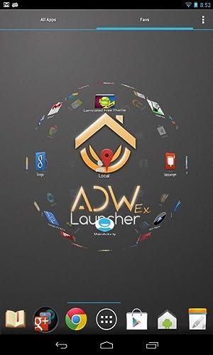 『ADW LAUNCHER』の4枚目の画像