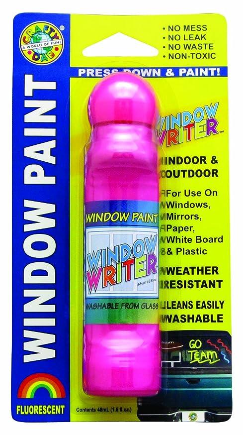 Crafty Dab Window Writer - Pink