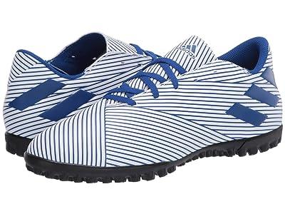 adidas Nemeziz 19.4 TF (Footwear White/Team Royal Blue/Core Black) Men