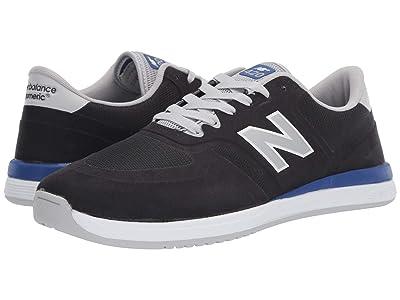 New Balance Numeric 420 (Black/Royal) Men