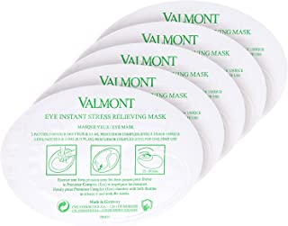 Valmont Set Of Five Eye Instant Stress Relieving Mask Smoothing Eye Patch (Unboxed))