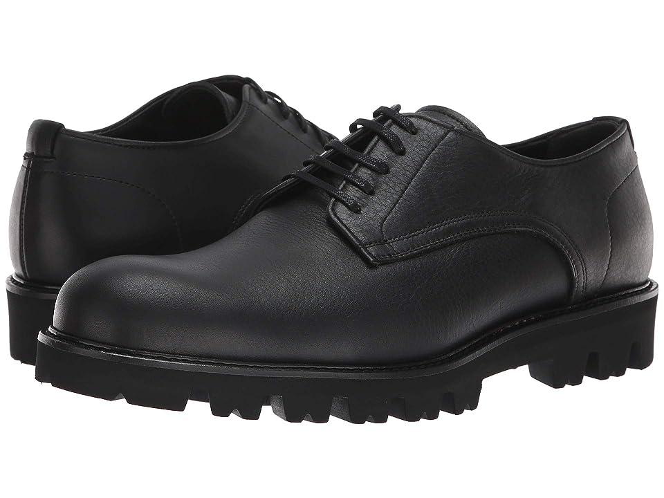 Vince Cadet (Black Leather) Men