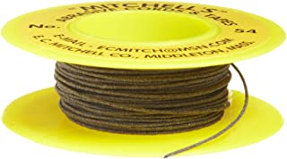 """Mitchell/'s Abrasive Emery Cords No 150 Grit 52 0.055/"""" X 50 Ft."""