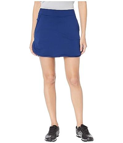 Nike Golf Dry Knit 17 Skirt (Blue Void/Blue Void/Blue Void) Women