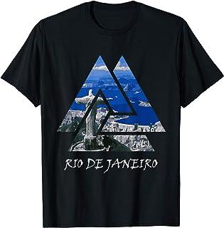 Rio De Janeiro T-shirt, le Brésil Voyage T-Shirt