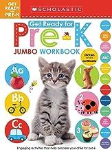 Get Ready for Pre-K Jumbo Workbook: Scholastic Early Learners (Jumbo Workbook) PDF
