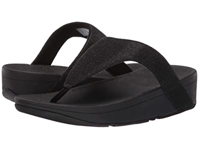 FitFlop Lottie Glitzy (Black) Women