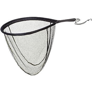 Scierra Trout Net S 30x25cm 25cm deep Watkescher f/ür Forellen Netz Forellenkescher Kescher zum Watangeln Unterfangkescher