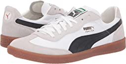 Puma White/Puma Black/Puma Team Gold
