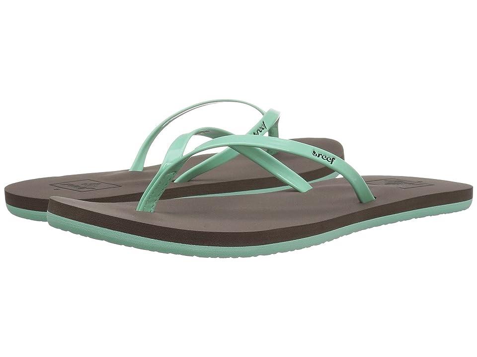 cc6864e3b7ca Reef Bliss (Neon Mint) Women s Sandals