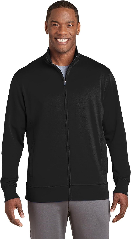El cheap Paso Mall SPORT-TEK Sport-Wick Fleece F20 Full-Zip Jacket