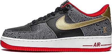 Amazon.com   Nike Mens Air Force 1 07' LX DJ5184 001 Spades - Size ...