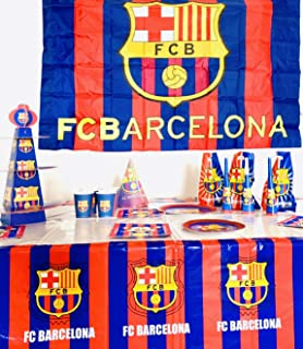 barcelona soccer party supplies