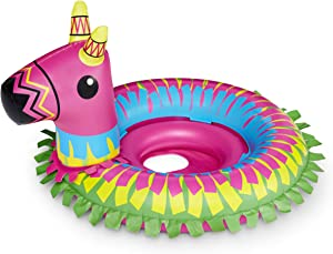 BigMouth Inc. Piñata Lil' Float - Pool Float for Infants and Kids Ages 1-3, Perfect for Beginner Swimmers, Easy to Inflate and Durable