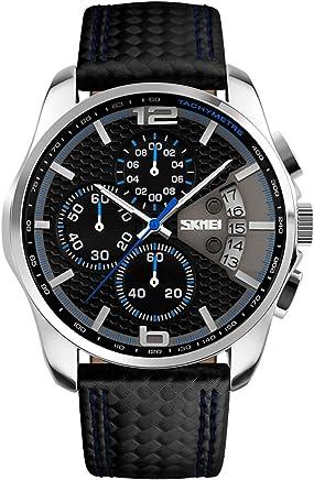 Relojes de Hombre Sport LED Reloj Hombre Men Digital Military Water Resistant Watch RE0028