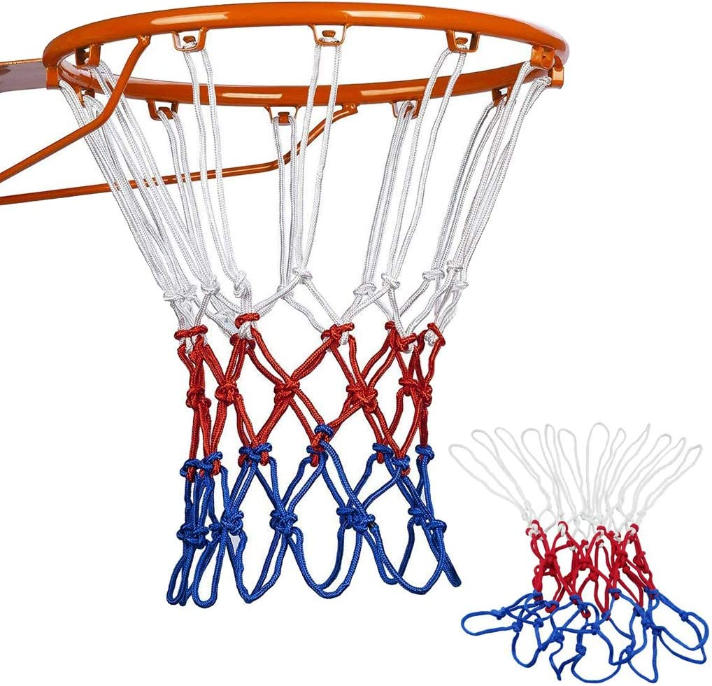 Qiyuxow Basketball Net Ranking TOP17 Replacement - 12 Anti All NEW Loops W Weather