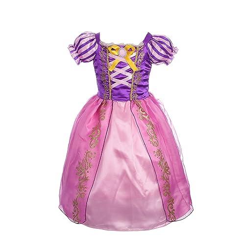 4cebb16b3 Lito Angels Girls Princess Rapunzel Costumes Girl Princess Dresses Fancy  Party Dress