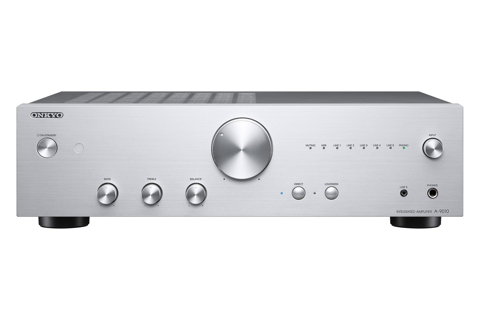ONKYO Integrated amplifier Silver domestic