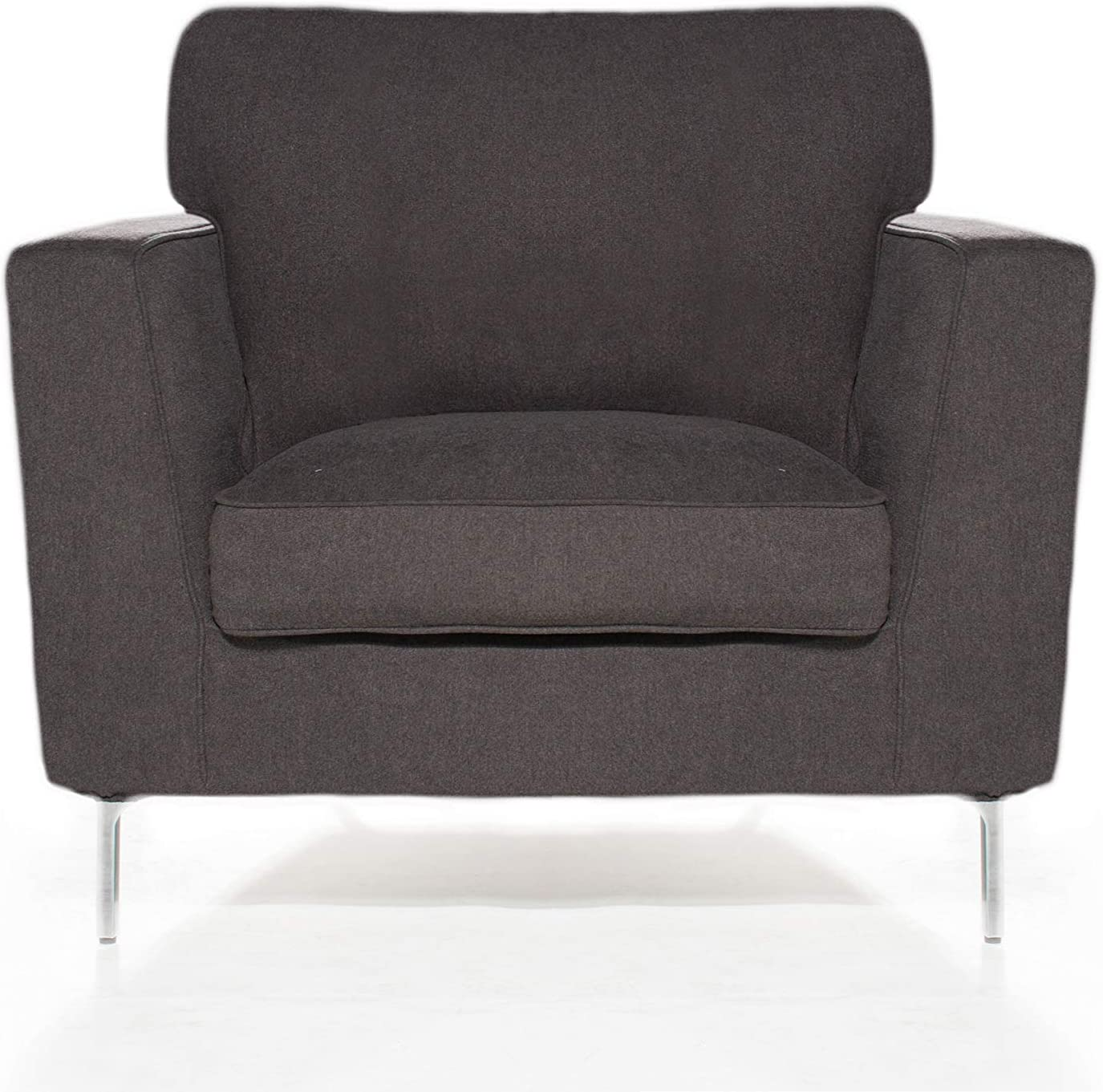 Sofas At the price of surprise 2 Go S2G Blake New Orleans Mall Ash Arm Chair Size One grey
