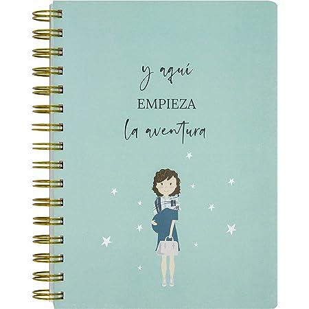 SUSIKO | Agenda para Embarazadas | Álbum de Recuerdos Precioso para tu Hij@ el Día de Mañana | Diario para que Tú Vayas Contándole tus Sentimientos, Emociones y mucho más | Aquí Empieza la Aventura