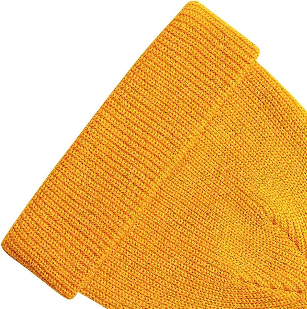 MaxNova Slouchy Beanie Hats Winter Knitted Caps Soft Warm Ski Hat Unisex