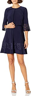 Jessica Howard Women's Petite Fit and Flare