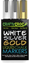 Best silver chalk marker Reviews