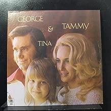 tammy wynette george & tammy & tina