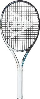 DUNLOP Unisex's Force 105 Tennis Racket-White, 3 Grip