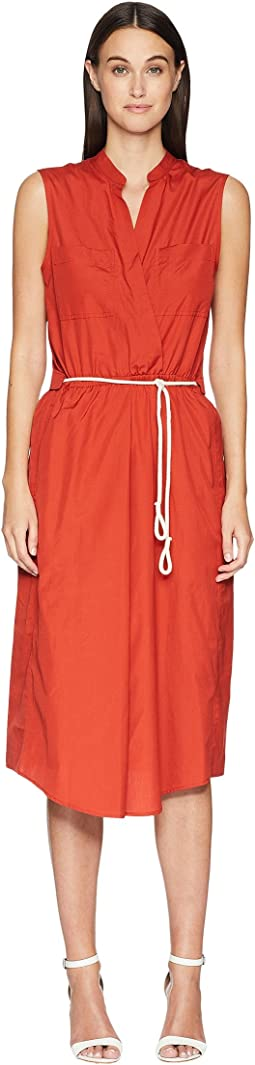 Sleeveless Utility Dress