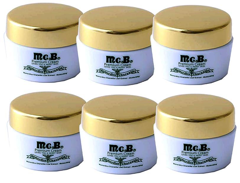エキゾチック開いた宣言マックビー プレミアム クリーム【6個セット】Premium Cream 平戸ツルレイシ