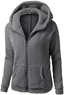 Fubotevic Mens Plus Size Hoodie Thermal Baggy Fleece Long Down Jacket Parka Coat Outwear