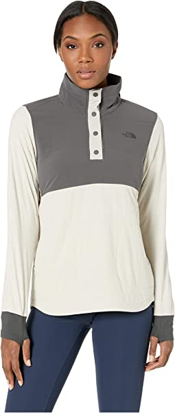 Mountain 1/4 Zip Snap Sweatshirt
