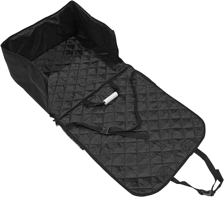 ALEKO PSC03BK Dog Pet Seat Cover, Black