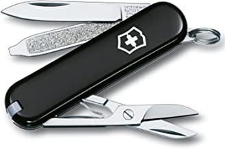 Victorinox Swiss Army Classic SD Multi-Tool Folding Pocket Knife - Black 53003