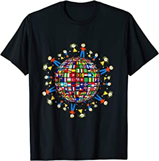 Best world flags t shirt Reviews