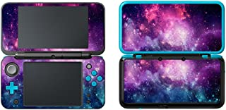 SKINOWN Vinyl Cover Decals Skin Sticker for New 2DS XL - Nebula