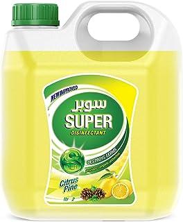 Super Citrus Pine Disinfectant Liquid - 2 Litre