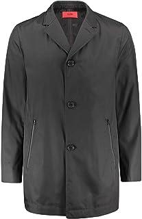 a0423f8cb6 Hugo Boss Manteau Trench Midais 1921 Couleur Noire 50406641