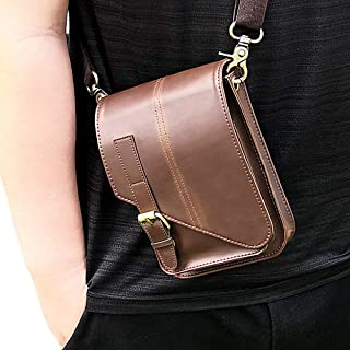 Official GPD General Leather Case Messenger Bags Shoulder Bags Crossbody Bags for GPD Products/MicroPC/Pocket 2/ Pocket/Win 2/WIN1/XD Plus Mini Laptop Notebook