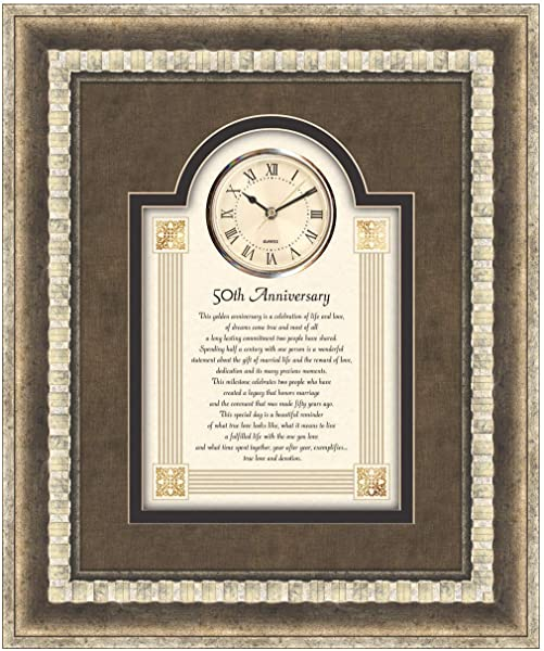 CB 礼物心语系列大 3D 挂钟 6-10 月 X 英寸的法令》十周年