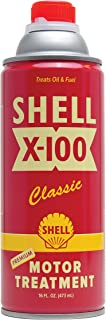Shell X-100 Classic SH-39660-06 Motor Treatment, 16. Fluid_Ounces