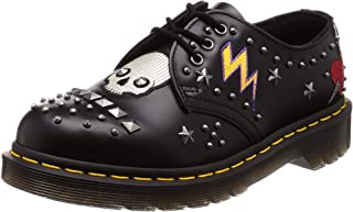 Dr Martens 1461 Rock & Roll Mujer Zapatos Blanco