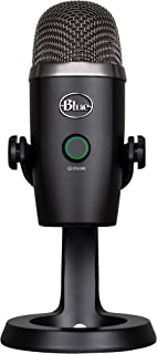 Blue Yeti Nano Premium USB Mic for Recording and Streaming - Blackout