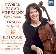Dvorák, Elgar and Schumann: Cello Concertos; R. Strauss: Don Quixote