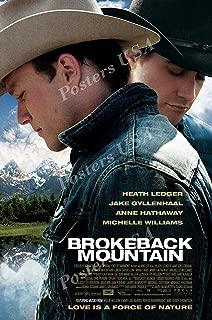 Posters USA - Brokeback Mountain Movie Poster GLOSSY FINISH - MOV747 (24