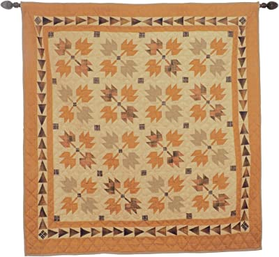 traditional mafia RSES888239 Double Bed Quilt 88 x 102 Multicolor